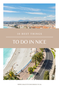 10 Best Things to Do in Nice
