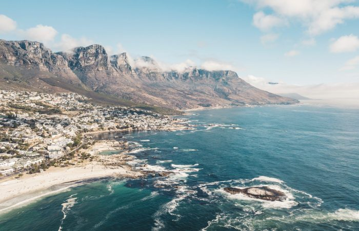 Travel to Cape Town South Africa